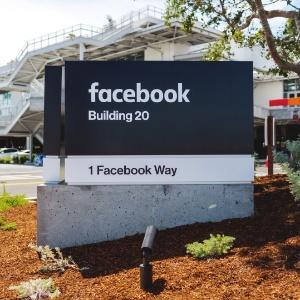 Sede do Facebook em Menlo Park, California