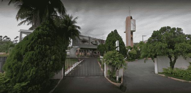 Motel no Espírito Santo foi alvo de criminosos na madrugada desta quarta-feira (24) - Reprodução/Google Maps