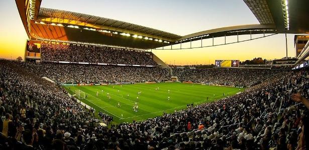 """Paulo Guedes fala em """"pênaltis roubados"""" na Arena; Corinthians repudia - Divulgação"""