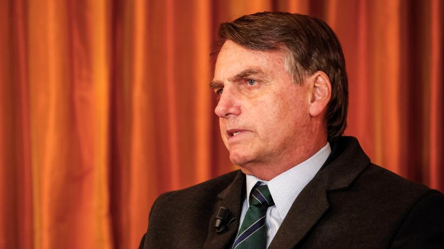 """Segundo porta-voz de Bolsonaro, """"questões referentes à Justiça devem estar atinentes ao ambiente da Justiça"""" - Alan Santos/PR"""