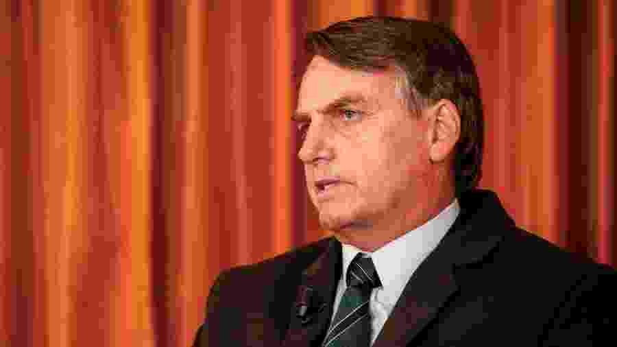 A representação indica a possibilidade de que o gabinete de Bolsonaro na Câmara tenha empregado a ex-assessora Nathália Melo de Queiroz como funcionária fantasma - Alan Santos/PR