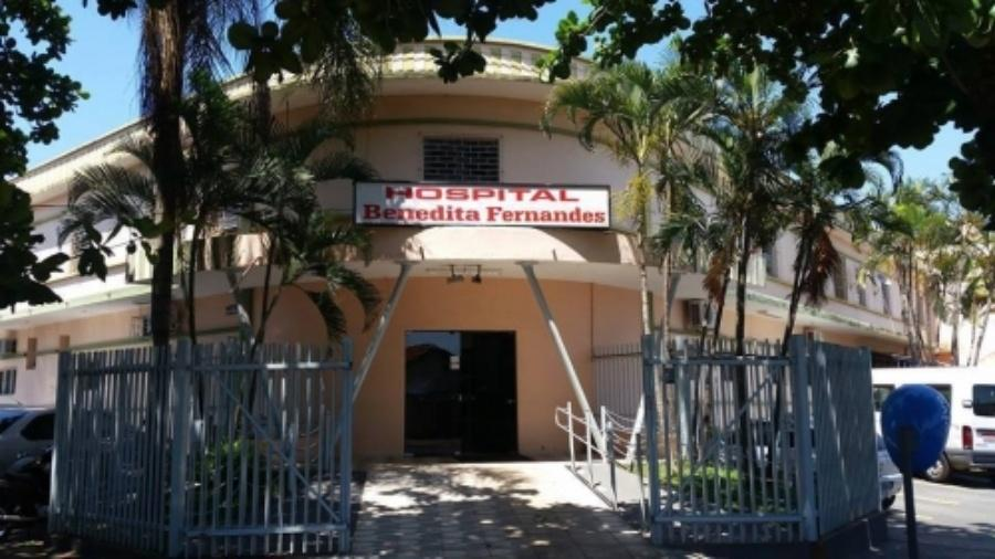 Hospital Benedita Fernandes, um dos empregadores do médico José Usan Júnior - Divulgação