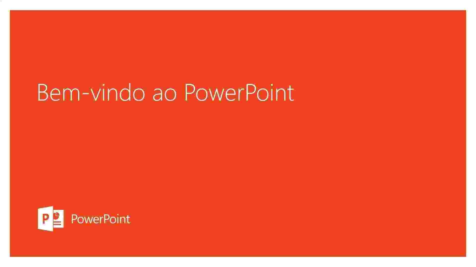 Sabe quando você está sem criatividade, mas mesmo assim aquela apresentação importante cai no seu colo e você precisa encarar o Microsoft PowerPoint? - Reprodução