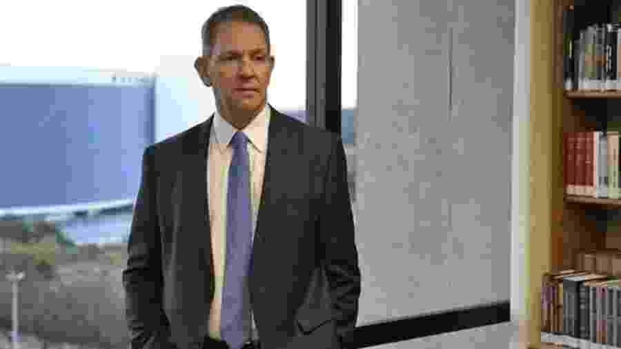 O ministro João Otávio de Noronha, do STJ, concedeu prisão domiciliar a Fabrício Queiroz no dia 9 de julho - STJ-Lucas Pricken