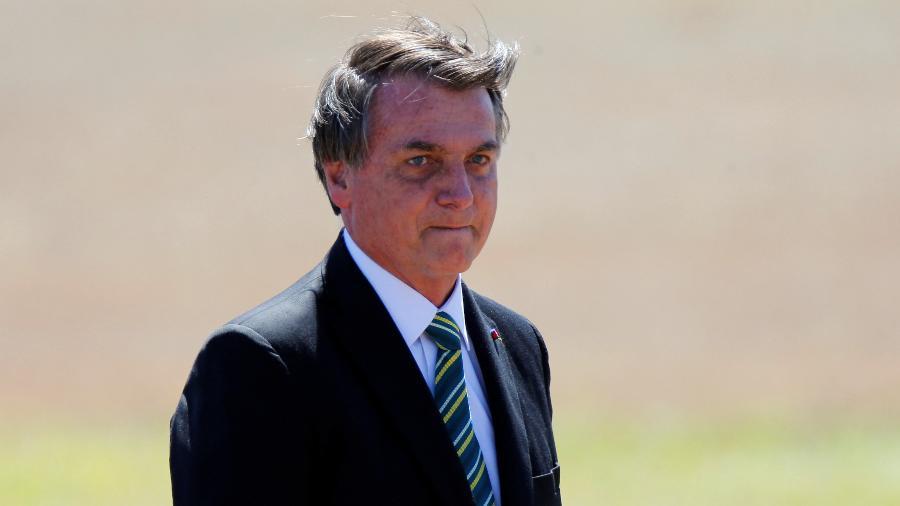 Presidente Jair Bolsonaro escolheu Carlos André Bulhões Mendes como novo reitor da UFRGS - ADRIANO MACHADO