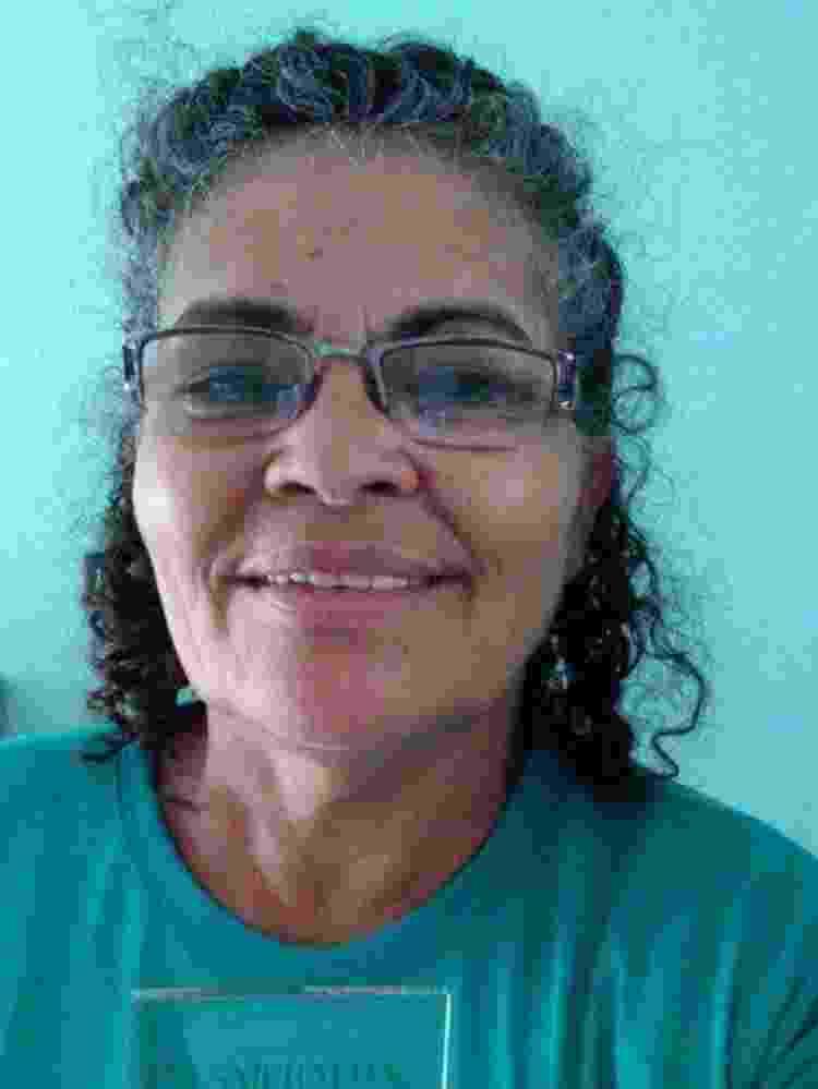 'Nós, revendedoras, somos como diaristas dessas empresas, que são exploradoras, mas ajudam a complementar a nossa renda', diz Wilma Cândida de Souza - Arquivo pessoal - Arquivo pessoal
