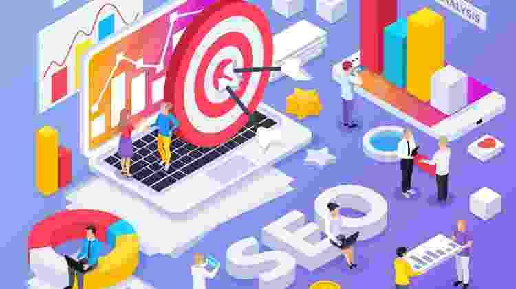 SEO marketing digital - macrovector/ Freepik - macrovector/ Freepik