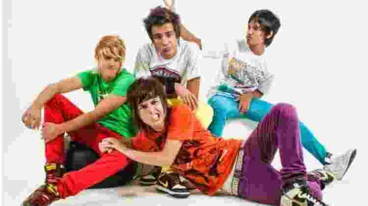 Banda Restart, que se definia como um grupo de 'happy rock', fez sucesso entre muitos jovens entre os anos de 2010 e 2014 - Eduardo Romeiro