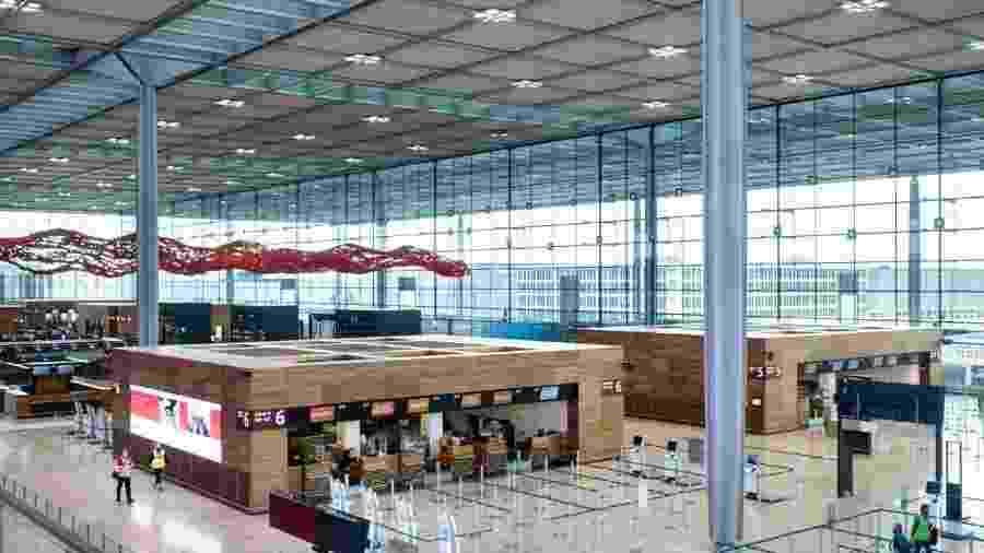 Aeroporto terá capacidade para 41 milhões de passageiros ao ano - Divulgação