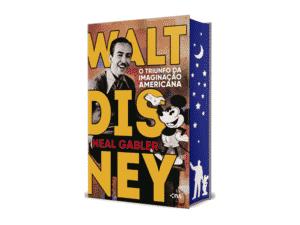 Walt Disney: O triunfo da imaginação americana - Neal Gabler - Amazon - Amazon