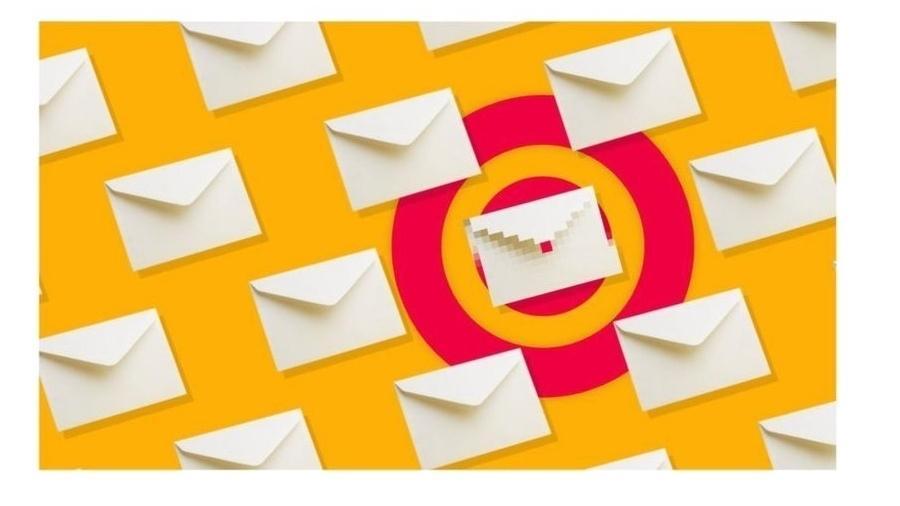 """O """"pixel espião"""" permite descobrir se o email foi aberto e quando - Getty Images"""