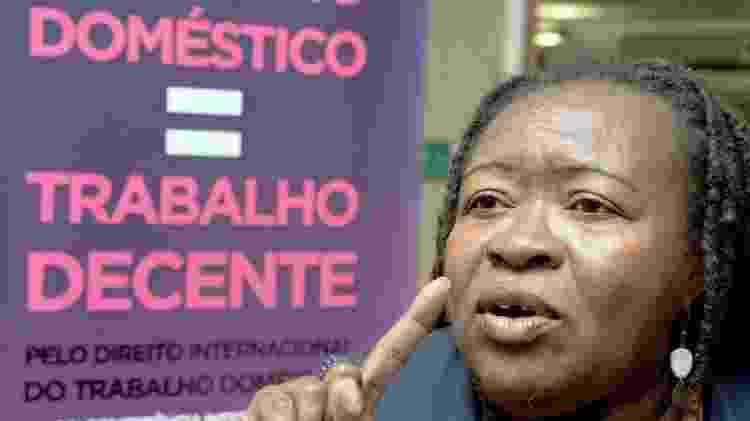 Creuza Maria de Oliveira - Reprodução TVT - Reprodução TVT