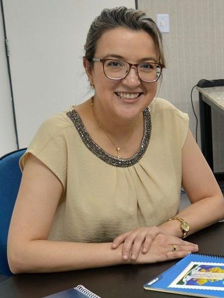 Rosana Leite de Melo foi nomeada para cargo no Ministério da Saúde - HRMS/Divulgação