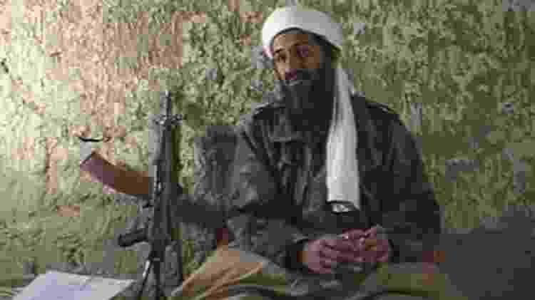 O chefe da Al-Qaeda, Osama bin Laden, foi morto em 2011 - GETTY IMAGES - GETTY IMAGES