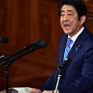 A medida foi impulsionada pelo conservador Partido Liberal-Democrata (PLD) do primeiro-ministro Shinzo Abe