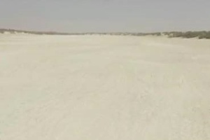 Lago Chade, gigantesco lago africano, está desaparecendo