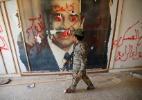 EUA assumem um risco: antigos inimigos iraquianos agora são aliados - Thaier Al-Sudani/Reuters