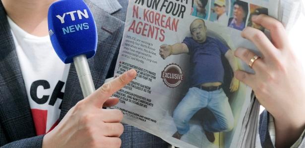 Jornal da Malásia publica foto do corpo de Kim Jong-nam após envenenamento