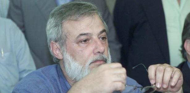 Airton Sandoval foi presidente do PMDB em São Paulo