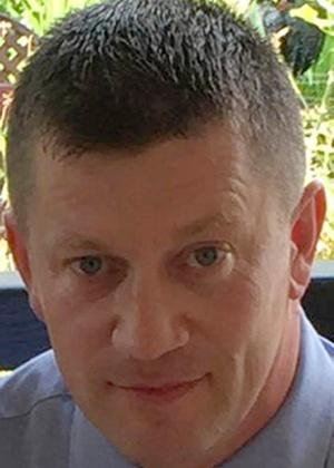 Keith Palmer, policial morto no ataque em Londres
