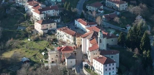 Bormida, no norte da Itália, tem apenas 394 habitantes