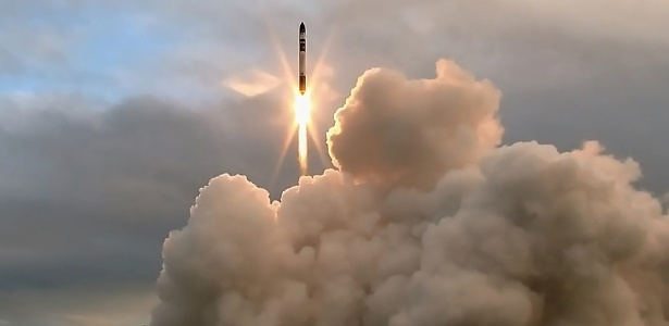 Rocket Lab/AFP