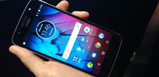 Smartphone Moto G5S tem preço sugerido de R$ 1.099