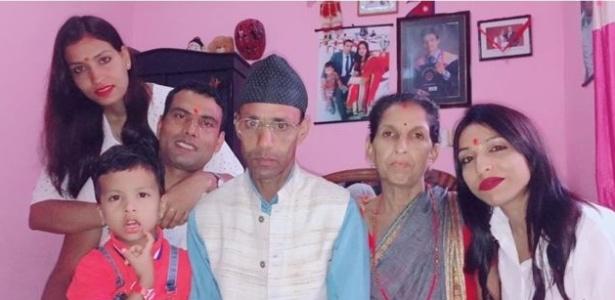 Família de Nitu aceitou o casamento dela, mas pais do marido não a recebem em casa