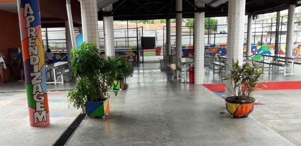 Escola Emilio Sendim, em Sobral (CE), teve destaque no Ideb