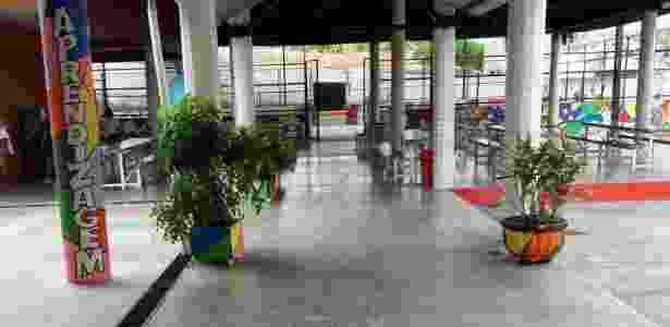 Escola Emilio Sendim, em Sobral (CE), teve destaque no Ideb - Reprodução/Facebook/Cleuzeni Maria de Jesus
