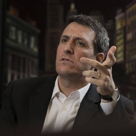 Gilson Finkelsztain, presidente da B3 - Danilo Verpa/Folhapress
