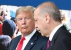 A crise na Turquia e os trunfos de Erdogan para conter EUA e União Europeia - Tatyana ZENKOVICH / AFP