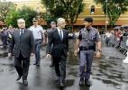Salário não é o mais importante para PMs, diz França após visitar Rota - Aloisio Mauricio/Fotoarena/Estadão Conteúdo