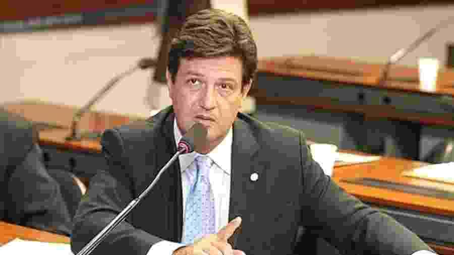Para o futuro ministro da Saúde, Luiz Henrique Mandetta, gestão de hospitais do Rio depende da União - Divulgação