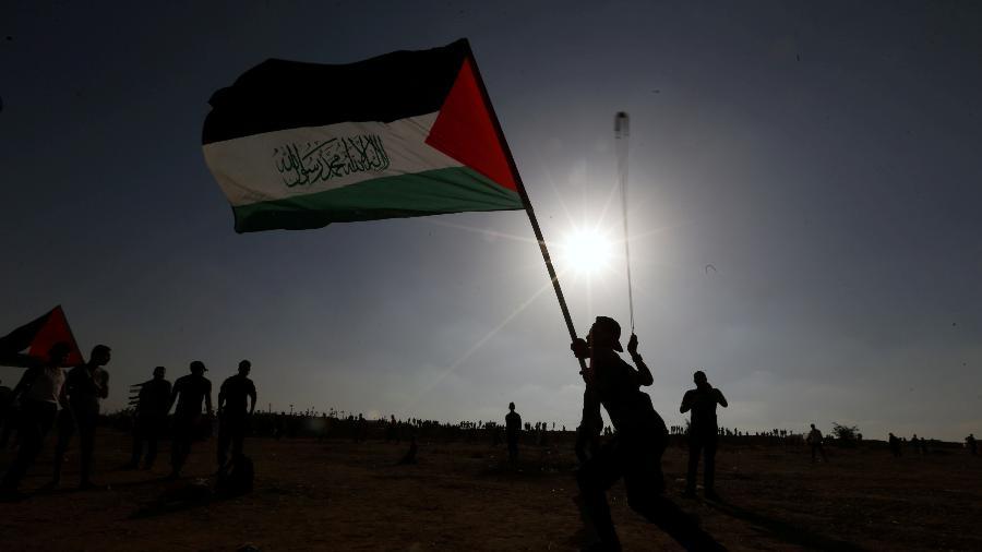 Eleições palestinas serão em maio e julho, as primeiras desde 2005 - Abu Mustafa/Reuters