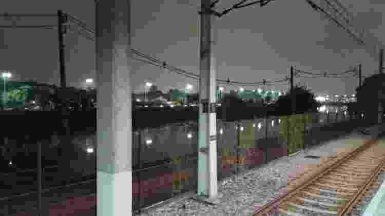 Sem elementos em movimento e pouca claridade, foto fica um pouco granulada - Rodrigo Trindade/UOL