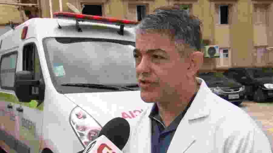 Fernando Ferry assumiu cargo no dia 18 de maio - Reprodução/TV Globo