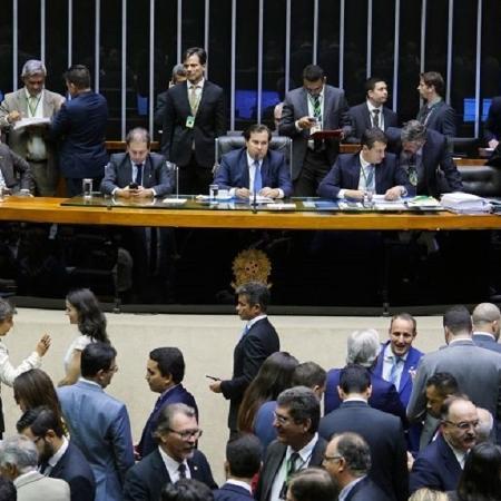 Câmara dos Deputados deverá analisar destaques que podem mudar o teor da proposta - Pablo Valadares/Câmara dos Deputados