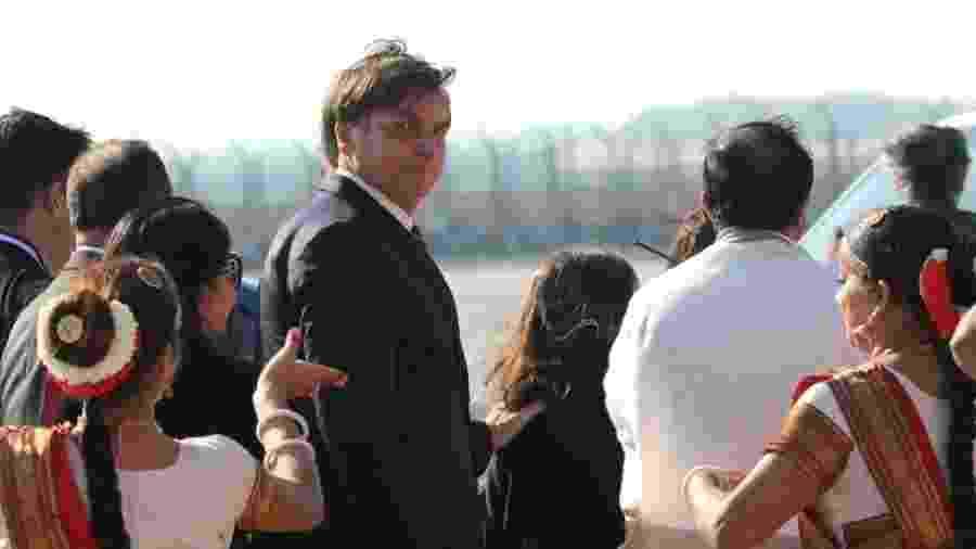 O presidente Jair Bolsonaro - EPA