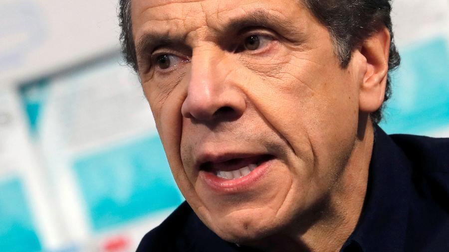 Governador de NY, Andrew Cuomo - MIKE SEGAR