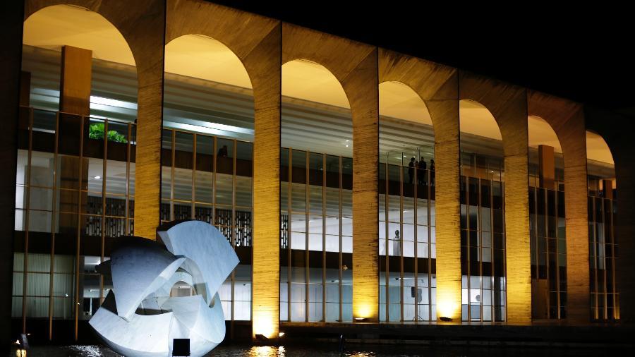 Foto do Itamaray, sede do Ministério das Relações Exteriores - Ueslei Marcelino