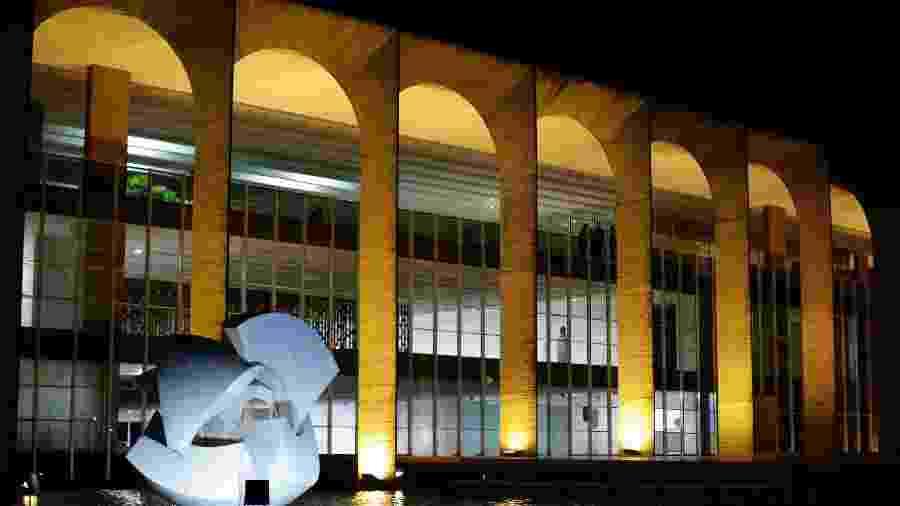 Palácio do Itamaraty - Ueslei Marcelino