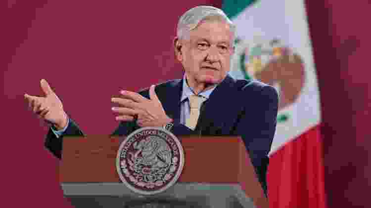 AMLO - Hector Vivas/Getty Images - Hector Vivas/Getty Images