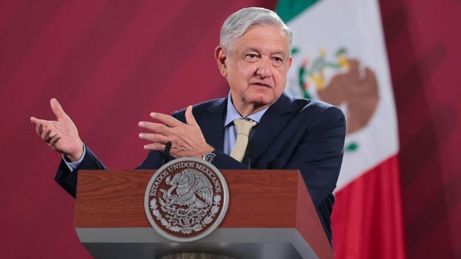 O governo do México anunciou o início dos estudos clínicos da vacina mexicana contra a Covid-19, batizada de Patria - Hector Vivas/Getty Images