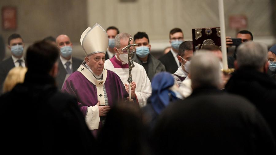 Em livro, papa Francisco disse que não sente falta da Argentina e contou sobre sua saúde - Reuters/Vaticano