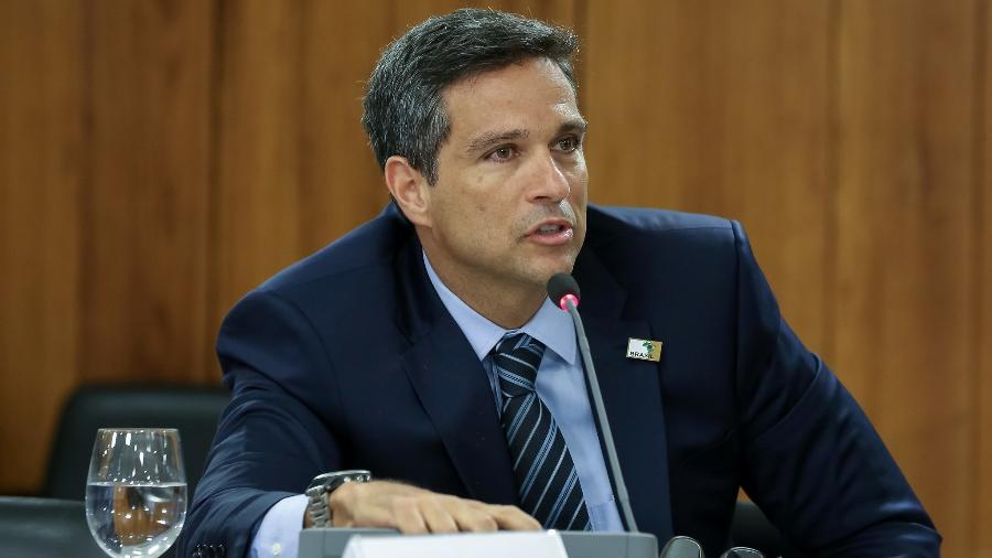 Campos Neto, presidente do Banco Central - Marcos Corrêa/PR