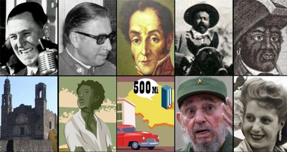 Conheça dez mitos da história latino-americana