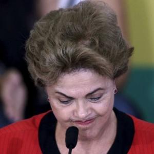 A aprovação do governo chegou a 10% - Ueslei Marcelino/Reuters