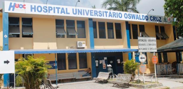 Hospitais universitários, como o Oswaldo Cruz, em Recife, serão reformados e ampliados