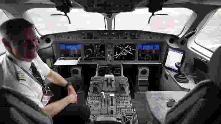 Curiosidade avião 1 - Daniel Leal-Olivas/AFP Photo - Daniel Leal-Olivas/AFP Photo